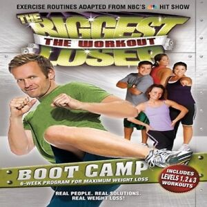 Biggest Loser Workout DVD-Very good condition