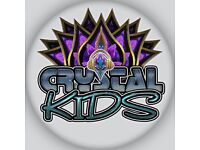 Crystal Kids Productions - Event Management & DJing Services