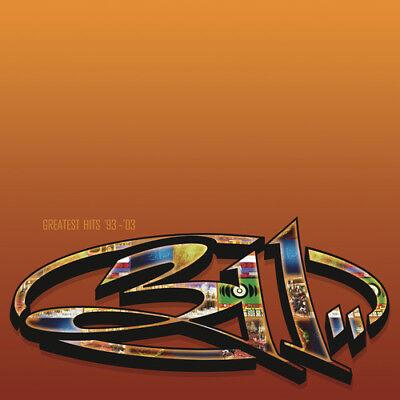311   Greatest Hits 93 03  New Vinyl Lp  Gatefold Lp Jacket  150 Gram  Download