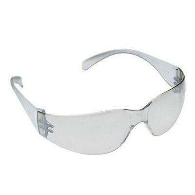 3m 11328 Virtua Protective Eyewear Mirror Safety Glasses Hard Coat Lens