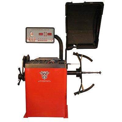 Weaver® W-957M-40 Motorcycle Wheel Balancer