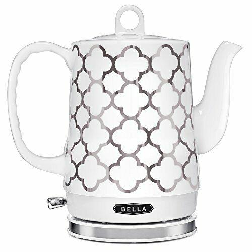 Portable Electric Kettle Decorative Tea Hot Water Heater Pot
