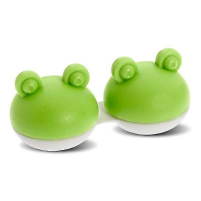 Kontaktlinsenbehälter im witzigen Design - Froggy, Elephanty oder Piggy