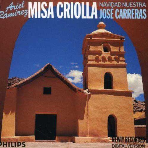 José Carreras - Missa Criolla / Navidad Nuestra / Navidad Verano [New CD]