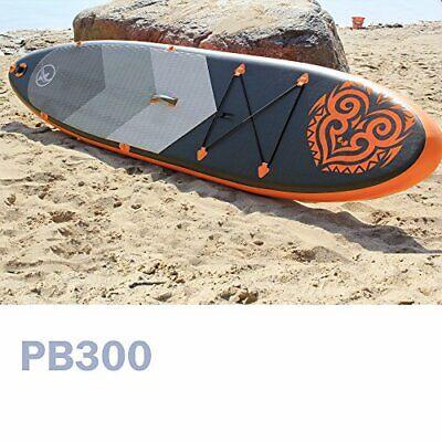 Stand up Paddle Board Surfboard aufblasbar + SUP Paddel Nemaxx - Board