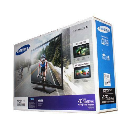 samsung 43 plasma televisions ebay