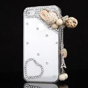 Crystal Case Cover for iPhone 4 4G 4S