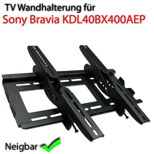 tv wandhalterung sony bravia ebay. Black Bedroom Furniture Sets. Home Design Ideas
