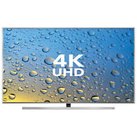 "JULY SALE BRAND NEW 2015 55"" Samsung UN55HU6840 SMART UHD 4K TV"