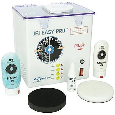 JFJ Easy Pro Video Game, CD, DVD, Blu-Ray Repair Machine 110V New