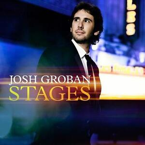 Josh Groban - Stages  DELUXE EDITION   CD  NEU (2015)