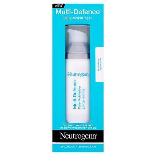 Neutrogena Multi Defence: Moisturisers | eBay