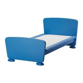 Childrens IKEA MAMMUT bed