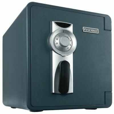Combination Safe Deposit Box Fireproof Waterproof For Cash Jewelry Small Mini RV