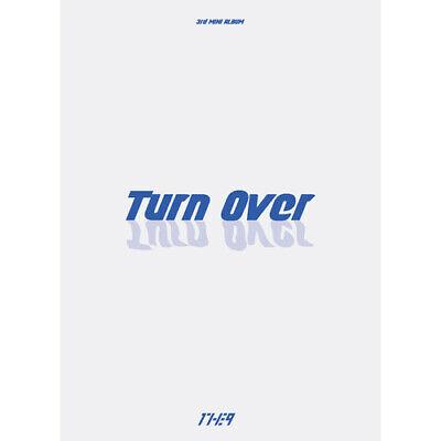 1THE9 [Turn Over] Mini Album Vol. 3 Photo Card CD K-pop Book Disc Boy Band New