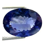 Unheated Tanzanite