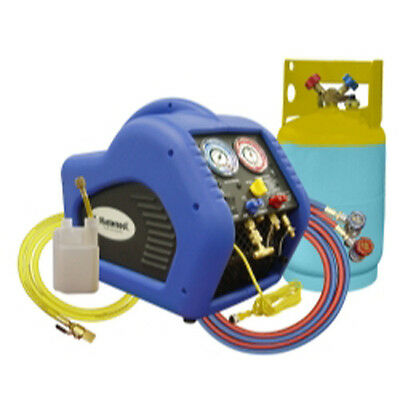 Mastercool 69110 Portable A/C Recovery Unit