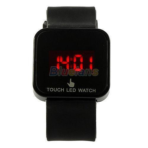 Silicone Led Watch Ebay