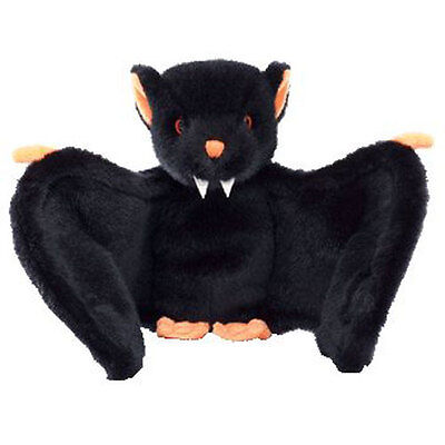 TY Beanie Buddy - BAT-e the Bat (7.5 inch) - MWMTs Stuffed Animal Toy