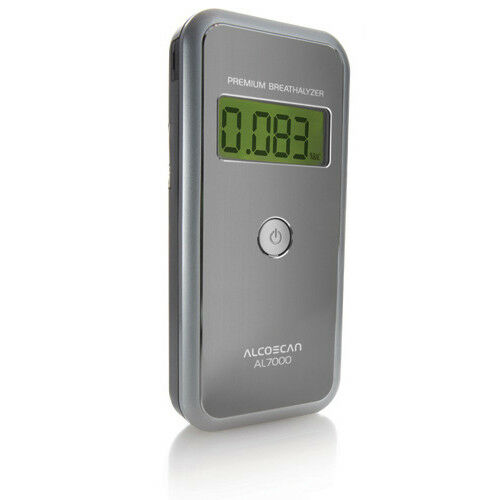 AlcoMate Premium AL7000 Professional Breathalyzer with PRISM