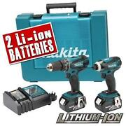 Makita 18V Lithium ion Kit