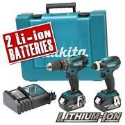 Makita 18V Lithium ion Kit