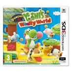 Poochy en Yoshi-s Woolly World (3DS)