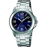 Mens Watches Casio Leather