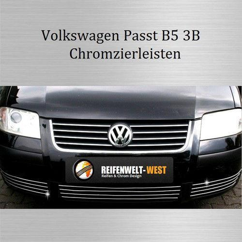 vw passat 3bg chrom zierleisten ebay. Black Bedroom Furniture Sets. Home Design Ideas