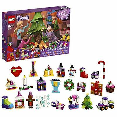 Lego Friends 2018 Advent Calendar 41353 w/Tracking