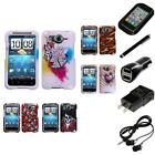 MYBAT Cell Phone Cases, Covers & Skins for HTC Inspire 4G