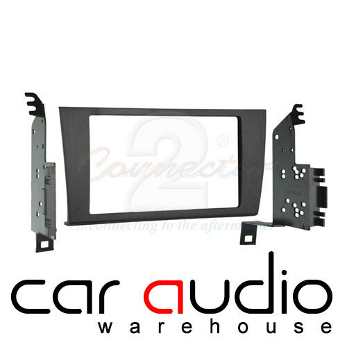 Connects2 CT24LX06 Lexus GS300 98-05 Car Stereo Single Din Fascia Plate Black