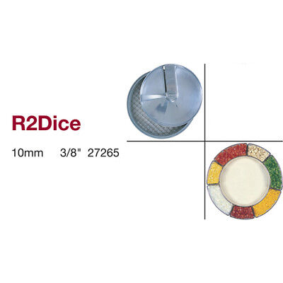 Robot Coupe 10 Mm 38 Dicing Kit For The R2dice