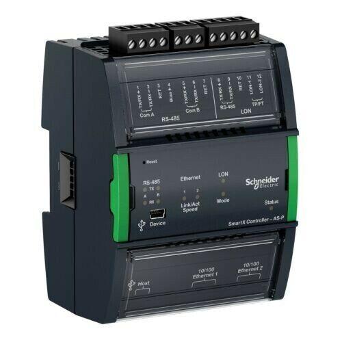 EcoStruxure™ Building Operation SmartX Controller AS-P