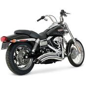 Vance and Hines Big Radius 2 Into 2
