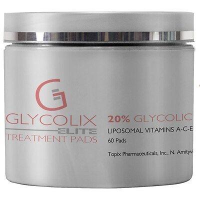 (Topix Glycolix Elite Treatment Pads 20% 60 Pads)