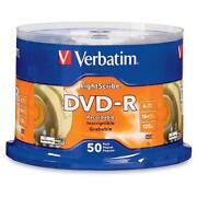 Verbatim Lightscribe DVD-R