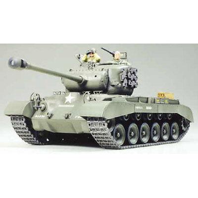 TAMIYA 35254 M26 Pershing Tank T26E3 1:35 Military Model Kit