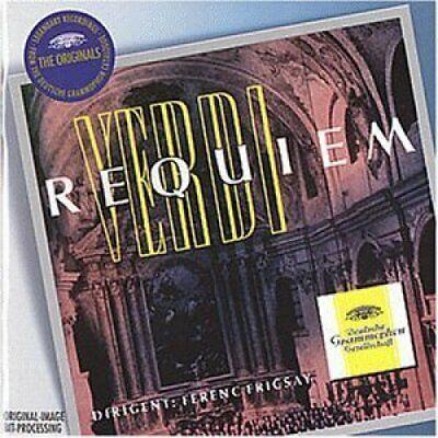Verdi Requiem/Dies irae/Offertorio.. (DG, 1954).. (Requiem Dies Irae)