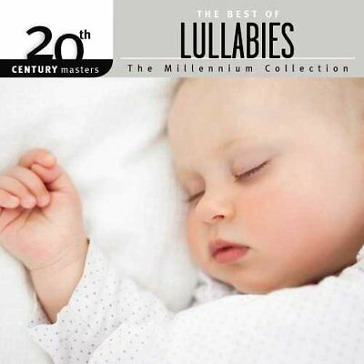 20th Century Masters - Best of Lullabies,the CD