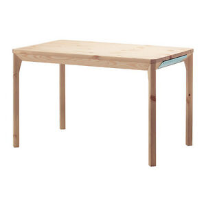 Beautiful Ikea Pine table