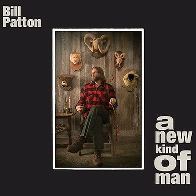 A New Kind Of Man - Patton Bill [Cd] 6