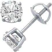 Baby Diamond Earrings