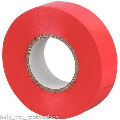 Rojo Cinta Aislante Eléctrico Electrónica Cable Alambre Rollo Calidad Producto