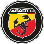 Abarth Tax Disc Holder