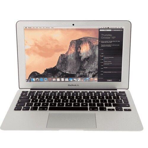 2017 Apple Macbook Air 13 3 Intel Core I5 8gb Ram 128gb Pcle