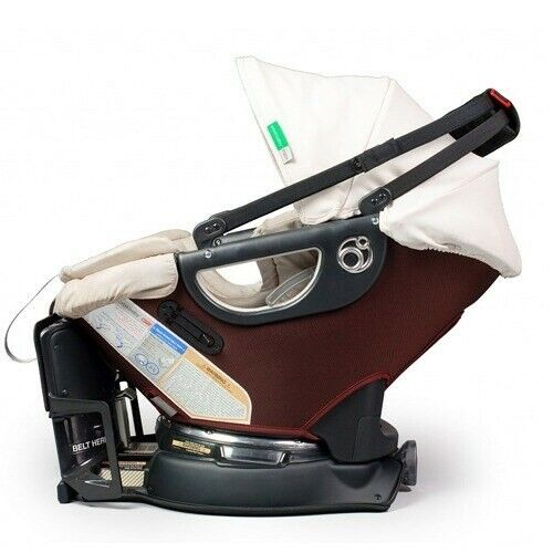 New Orbit Baby Infant Car Seat G2 + Base G2 Combo