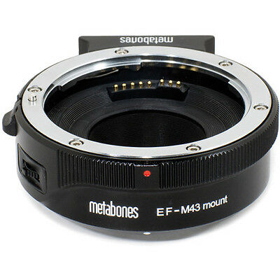 Metabones T Smart Adapter for Canon EF or EF-S Mount Lens to Micro Four Thirds