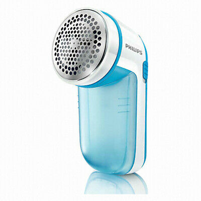 Philips GC026 Fabric shaver Electric Lint Remover Clothes Shaver  Blue -Freeship