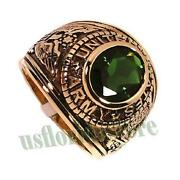 Military Ring Gold